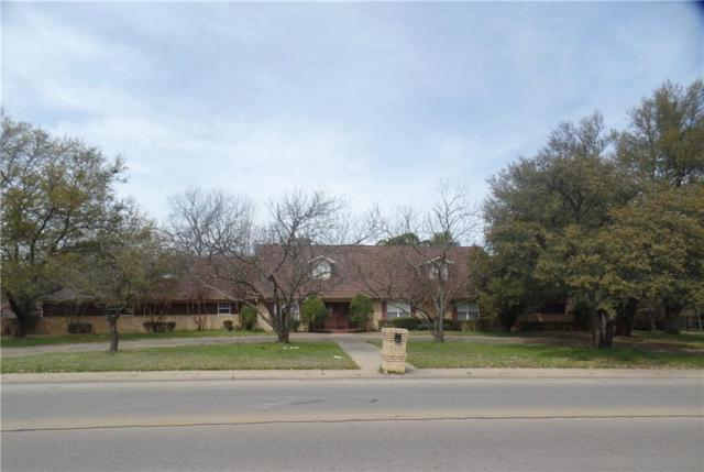 1208 W Westhill Drive, Cleburne, TX 76033 (MLS #14049289) :: Potts Realty Group