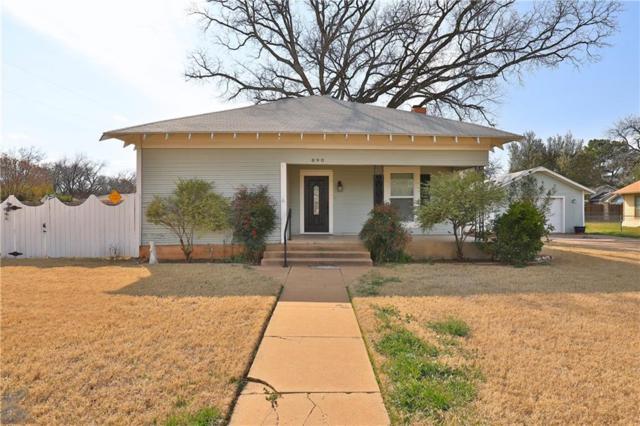 890 Meander Street, Abilene, TX 79602 (MLS #14049293) :: Robbins Real Estate Group