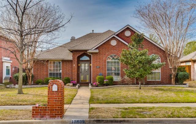 10809 Jackson Lane, Frisco, TX 75035 (MLS #14049380) :: HergGroup Dallas-Fort Worth