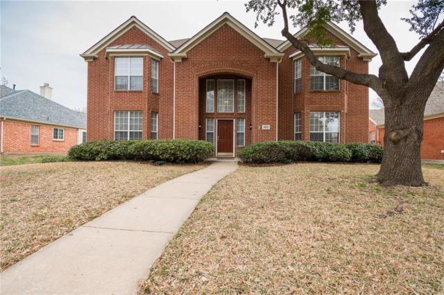 8616 Crested Cove Court, Plano, TX 75025 (MLS #14049406) :: RE/MAX Town & Country