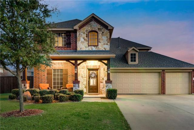 150 Wilson Drive, Prosper, TX 75078 (MLS #14049413) :: Roberts Real Estate Group