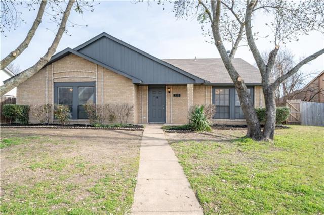 935 Whitewater Trail, Desoto, TX 75115 (MLS #14049447) :: Frankie Arthur Real Estate