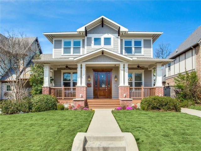 5547 Miller Avenue, Dallas, TX 75206 (MLS #14049471) :: HergGroup Dallas-Fort Worth
