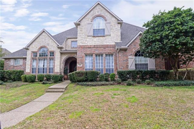 981 Redwing Drive, Coppell, TX 75019 (MLS #14049509) :: RE/MAX Town & Country