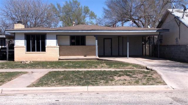 1809 Johnson Street, Big Spring, TX 79720 (MLS #14049516) :: RE/MAX Town & Country