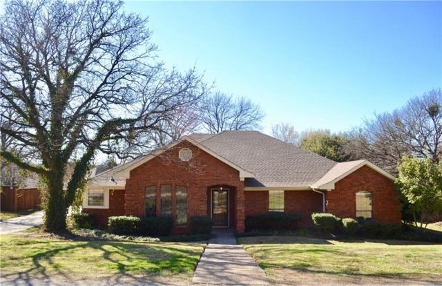 220 Dickinson Drive, Highland Village, TX 75077 (MLS #14049559) :: Baldree Home Team