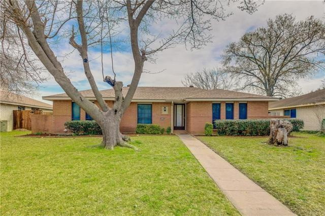 1110 Holbrook Drive, Garland, TX 75040 (MLS #14049568) :: The Chad Smith Team