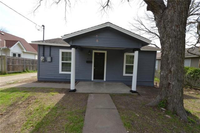 813 W Jefferson Street, Waxahachie, TX 75165 (MLS #14049646) :: Century 21 Judge Fite Company