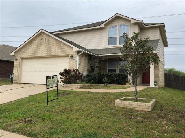 313 Kennedy Drive, Crowley, TX 76036 (MLS #14049656) :: Century 21 Judge Fite Company