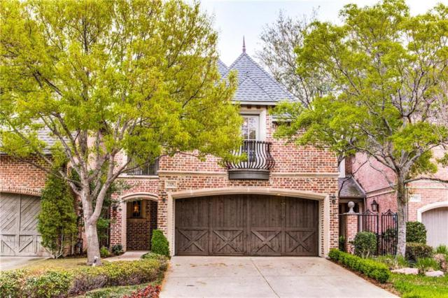 7336 Hill Forest Drive, Dallas, TX 75230 (MLS #14049689) :: RE/MAX Town & Country