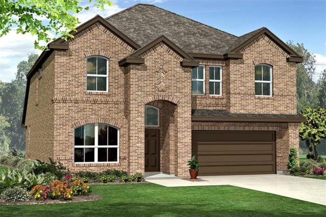 5809 Stream Drive, Fort Worth, TX 76137 (MLS #14049725) :: The Tierny Jordan Network