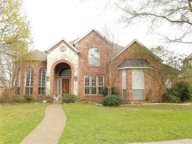 600 Granbury Drive, Allen, TX 75013 (MLS #14049819) :: RE/MAX Town & Country