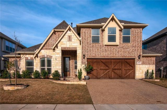 12721 Steadman Farms Drive, Fort Worth, TX 76244 (MLS #14049870) :: The Daniel Team