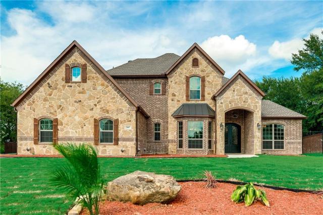 2807 Singletree Cove, Cedar Hill, TX 75104 (MLS #14049874) :: Century 21 Judge Fite Company