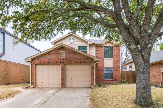 1130 Settlers Way, Lewisville, TX 75067 (MLS #14049914) :: Team Tiller