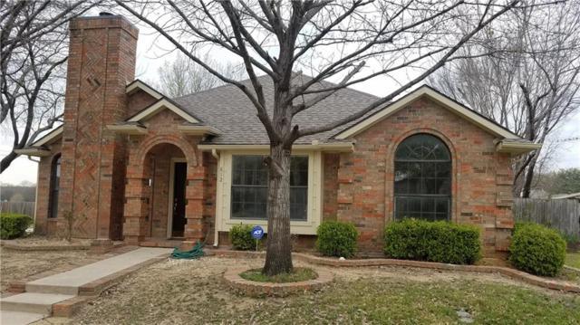 812 Inland Lane, Mckinney, TX 75072 (MLS #14049969) :: Roberts Real Estate Group