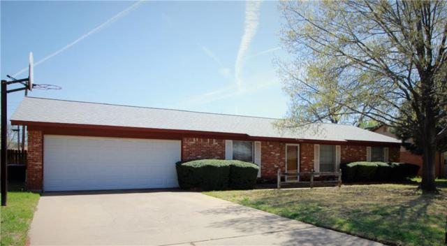 2001 Delwood Drive, Abilene, TX 79603 (MLS #14050041) :: RE/MAX Town & Country