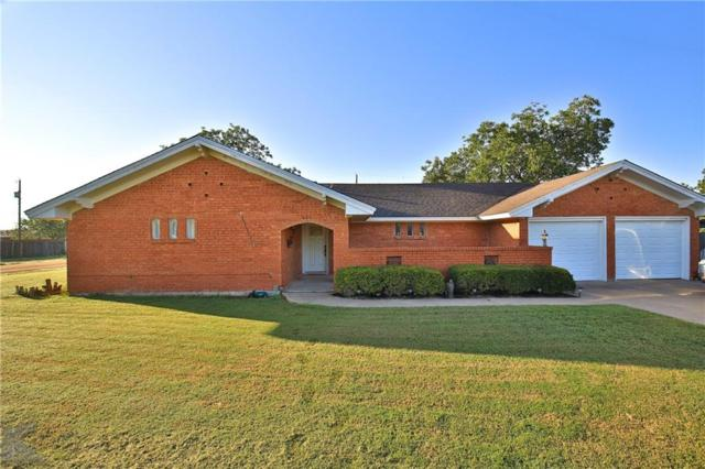 801 SW 2nd Street, Hamlin, TX 79520 (MLS #14050140) :: The Hornburg Real Estate Group