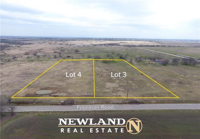 XXX Freeman Road, Sanger, TX 76266 (MLS #14050184) :: Roberts Real Estate Group
