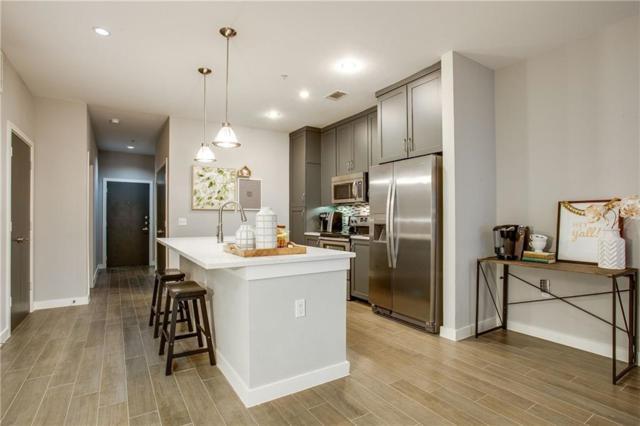 5609 Smu Boulevard #207, Dallas, TX 75206 (MLS #14050333) :: Van Poole Properties Group