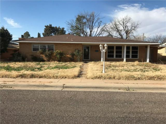 1105 9th Street, Andrews, TX 79714 (MLS #14050409) :: RE/MAX Town & Country