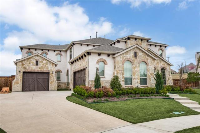 6476 Forefront Avenue, Frisco, TX 75036 (MLS #14050547) :: The Real Estate Station