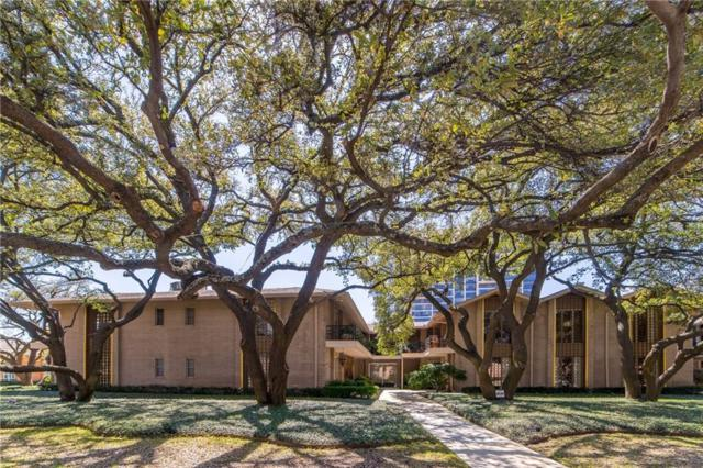 6328 Bandera Avenue C, Dallas, TX 75225 (MLS #14050549) :: Van Poole Properties Group