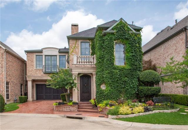 5935 Preston Gate Court, Dallas, TX 75230 (MLS #14050671) :: Hargrove Realty Group