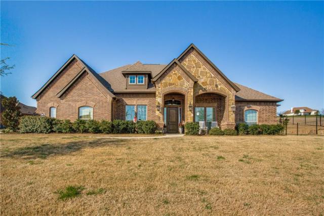 10409 San Simeon Lane, Fort Worth, TX 76179 (MLS #14050760) :: RE/MAX Town & Country