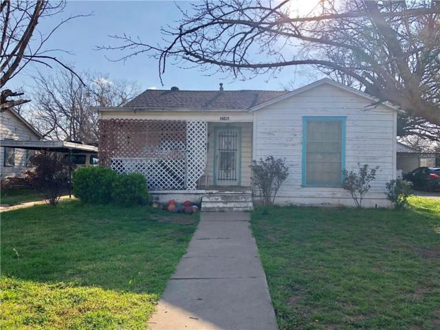 2149 Clinton Street, Abilene, TX 79603 (MLS #14050778) :: RE/MAX Town & Country