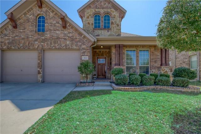 824 Lake Forest Trail, Little Elm, TX 75068 (MLS #14050822) :: RE/MAX Town & Country