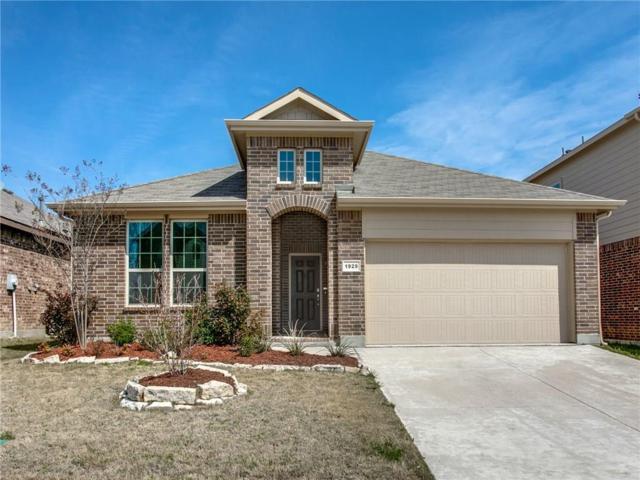 1929 Capulin Road, Fort Worth, TX 76131 (MLS #14050826) :: Real Estate By Design