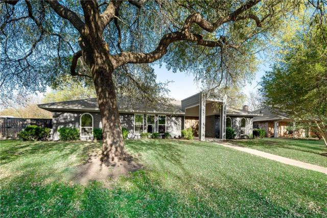 2902 Deep Valley Trail, Plano, TX 75075 (MLS #14051030) :: RE/MAX Town & Country