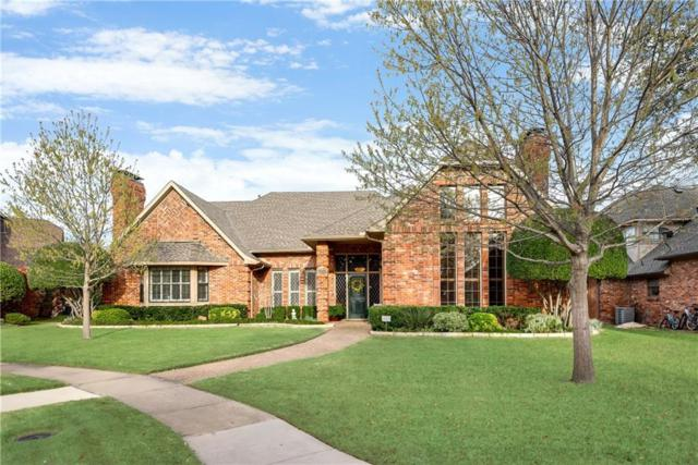 4004 Wilshire Court, Plano, TX 75023 (MLS #14051069) :: The Heyl Group at Keller Williams