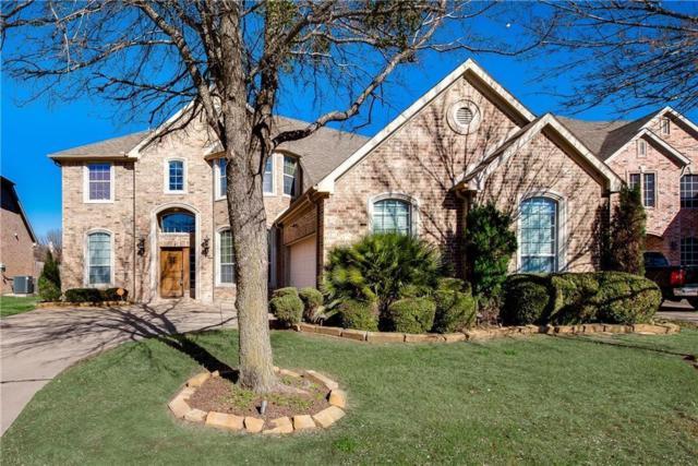 6832 Shoreway Drive, Grand Prairie, TX 75054 (MLS #14051169) :: The Tierny Jordan Network