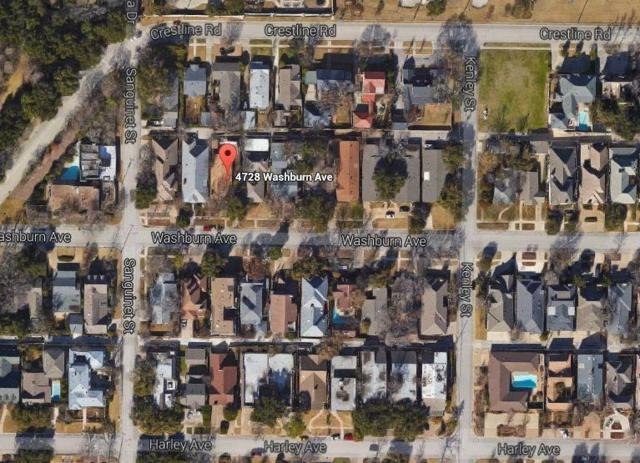 4728 Washburn Avenue, Fort Worth, TX 76107 (MLS #14051232) :: The Tierny Jordan Network