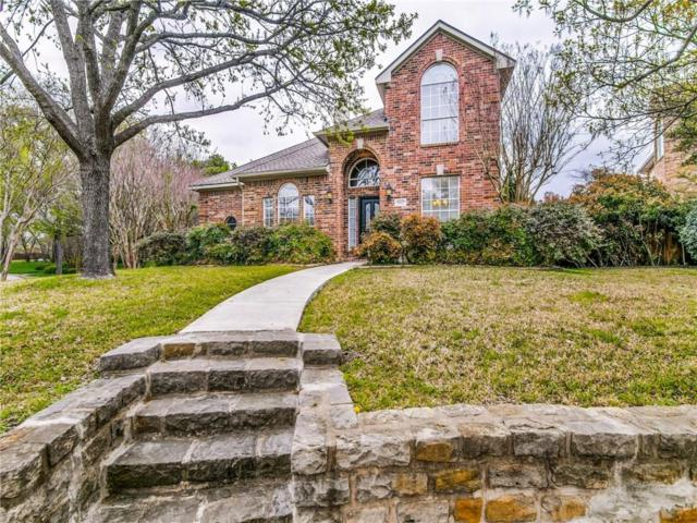 8912 Canyonlands Drive, Plano, TX 75025 (MLS #14051285) :: RE/MAX Town & Country