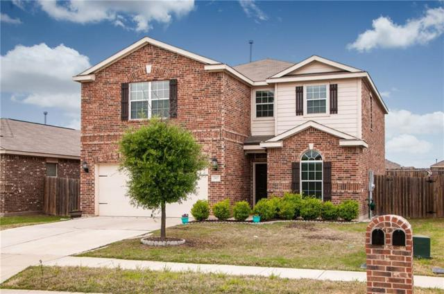 2107 Gardenia Drive, Forney, TX 75126 (MLS #14051477) :: RE/MAX Town & Country