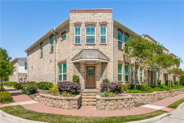 210 Lily Lane, Lewisville, TX 75057 (MLS #14051491) :: The Hornburg Real Estate Group