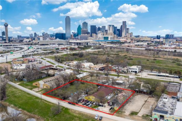 1130 Rock Island Street, Dallas, TX 75207 (MLS #14051529) :: Post Oak Realty
