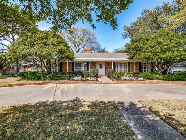 7371 Paldao Drive, Dallas, TX 75240 (MLS #14051597) :: The Heyl Group at Keller Williams