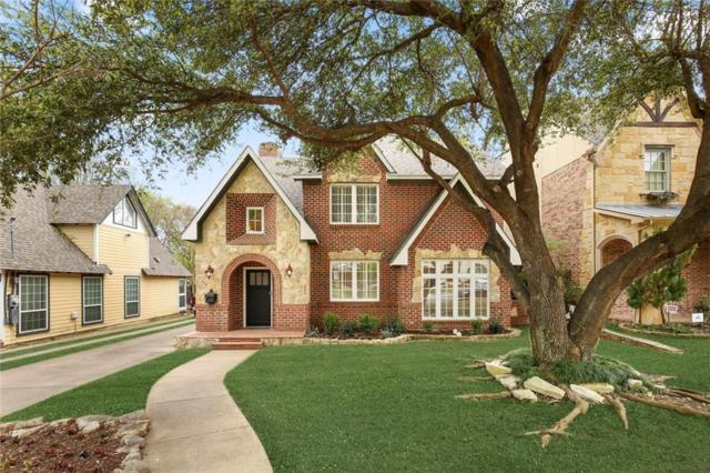 6322 Vanderbilt Avenue, Dallas, TX 75214 (MLS #14051625) :: Robbins Real Estate Group