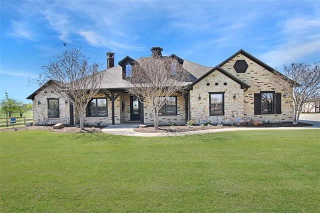 1529 Schober Road, Northlake, TX 76226 (MLS #14051640) :: RE/MAX Town & Country