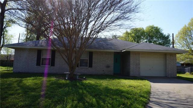 616 Oakridge Circle, Corsicana, TX 75110 (MLS #14051692) :: RE/MAX Town & Country