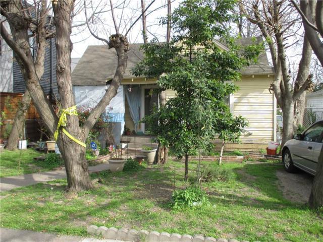 4418 Capitol Avenue, Dallas, TX 75204 (MLS #14051763) :: RE/MAX Town & Country