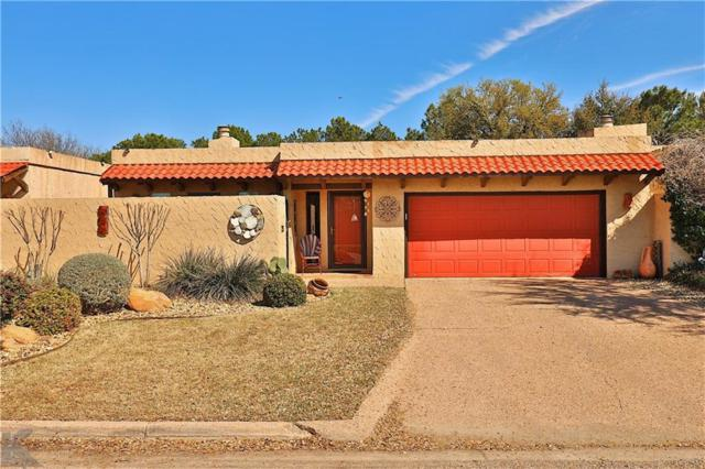 25 Tamarisk Circle, Abilene, TX 79606 (MLS #14051800) :: The Tonya Harbin Team