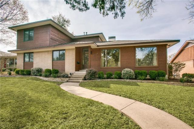 11024 Creekmere Drive, Dallas, TX 75218 (MLS #14051905) :: RE/MAX Town & Country