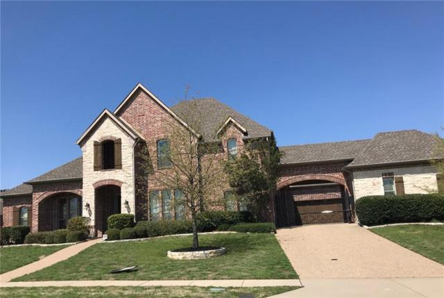 1221 Three Rivers Drive, Prosper, TX 75078 (MLS #14051956) :: RE/MAX Town & Country