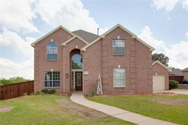 3114 Calstone Circle, Highland Village, TX 75077 (MLS #14051978) :: The Chad Smith Team