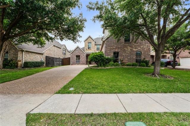 4693 Glen Heather Drive, Frisco, TX 75034 (MLS #14051983) :: Robbins Real Estate Group